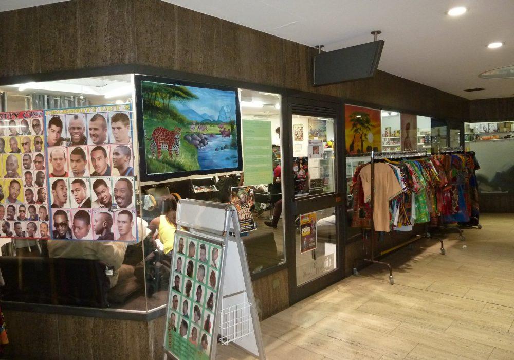 clickafric Malamsa African Barbershop shop