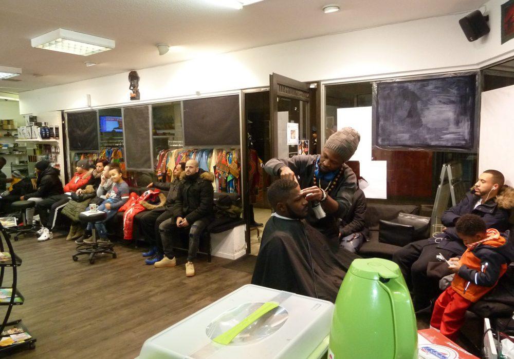 click africa Malams African Barbershop